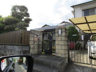 昭和39年築、木造2階建ての居宅です