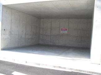 車庫の様子です