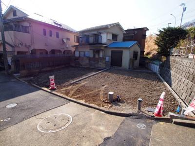 【外観】保土ケ谷区和田2丁目全2棟 新築戸建