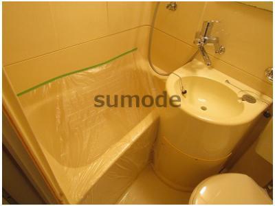 【浴室】トナミロイヤルハイツ