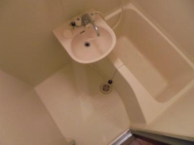 【浴室】ハートフル21(ロフト付き)
