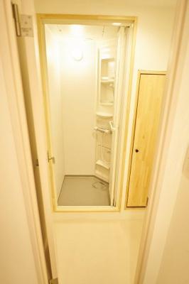 6階共用部 シャワールーム