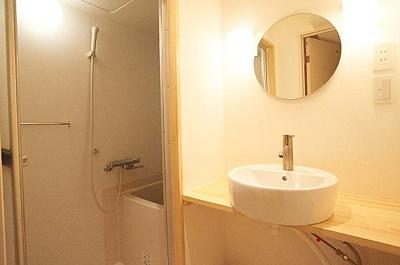1階共用部 浴室