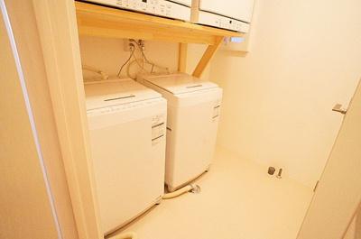 1階共用部 洗濯機