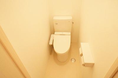 1階共用部 トイレ