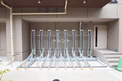 【駐車場】パークアクシス飯田橋レジデンス