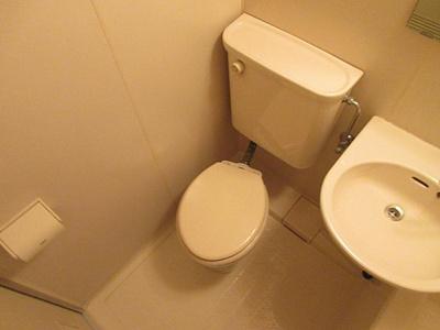 【トイレ】グリーンルーフ神若