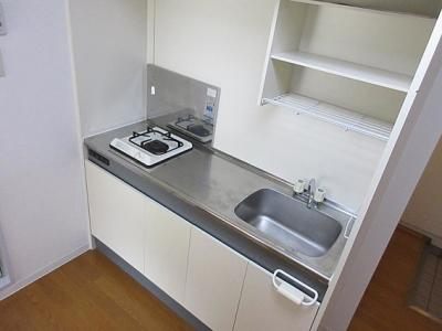 【キッチン】グリーンルーフ神若