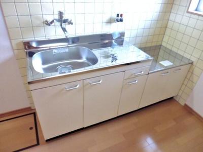 【キッチン】六甲マンション