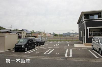 【駐車場】ラボールⅡ