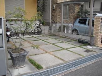 2台駐車可能です