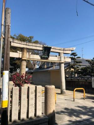 【周辺】寝屋川市堀溝 新築戸建