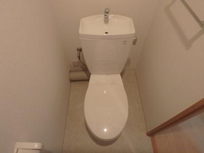 【トイレ】甲子園六石町ハイツ