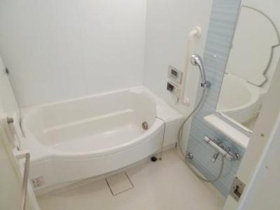 【浴室】甲子園六石町ハイツ