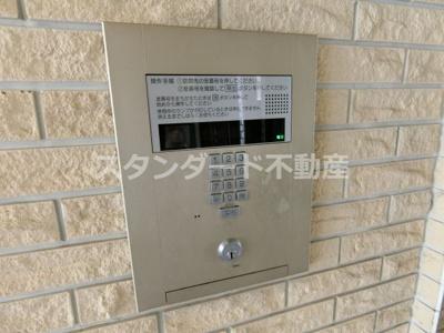 【セキュリティ】インベスト北梅田