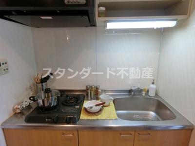 【キッチン】インベスト北梅田