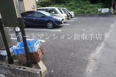 【駐車場】グリーンパレスHIROSE壱番館