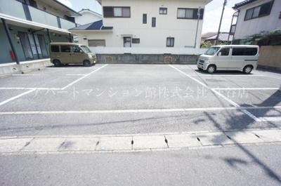 【駐車場】フローラタカラ