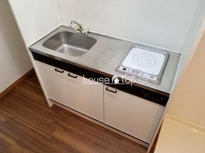 【キッチン】ローウェルハイツ