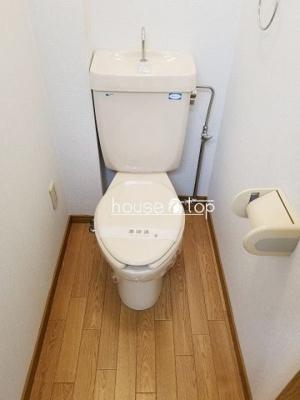 【トイレ】ローウェルハイツ