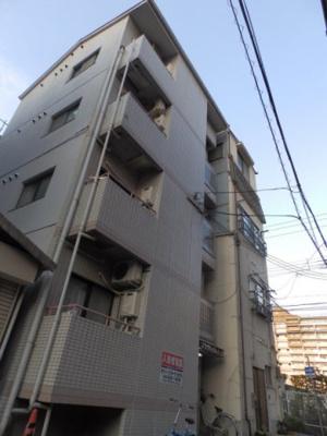【外観】プラザハイム筒井