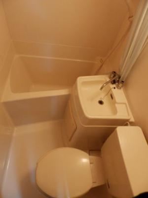 【浴室】プラザハイム筒井