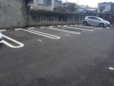 【駐車場】プランドールハイム