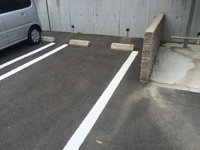 【駐車場】アメーヌ・コート