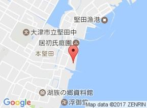 【地図】レイクパレット