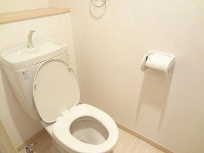 【トイレ】アンジェール高砂