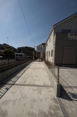 【駐車場】鴻巣市小松GRAFARE新築分譲住宅~