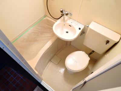 【浴室】コトブキパークハイツ