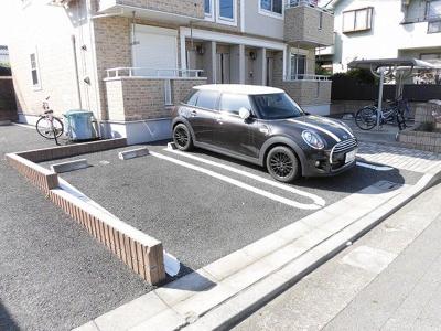 【駐車場】ドゥーピッコロ