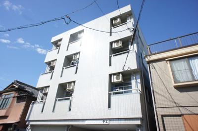 【外観】第2マンションチエ
