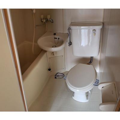 【浴室】第2マンションチエ