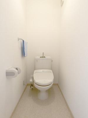 使いやすいトイレです