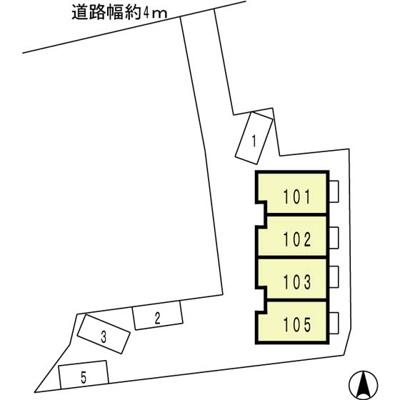 【区画図】HYDE PARK(ハイドパーク)