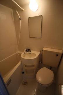 【浴室】メゾン六甲