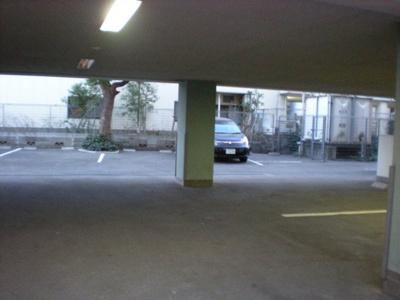 【駐車場】カミング平野