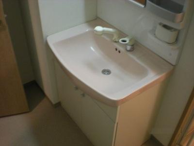 【独立洗面台】カミング平野