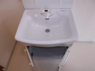 【独立洗面台】グリーンパル