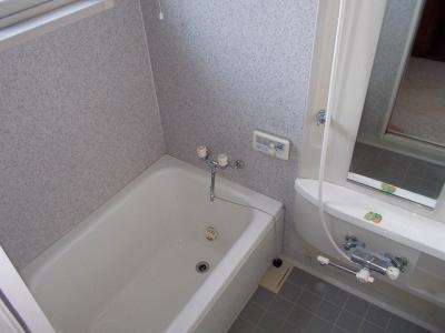 【浴室】岡谷市山下町1丁目④