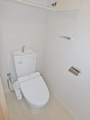 【トイレ】パークホームズ西宮北口