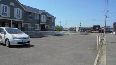 【外観】旭町駐車場