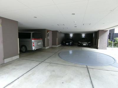 管理の行き届いた駐車場です!