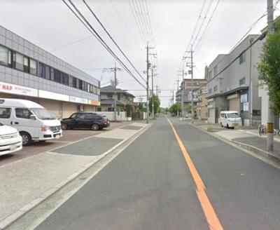 【周辺】平野区長吉長原 事務所付倉庫