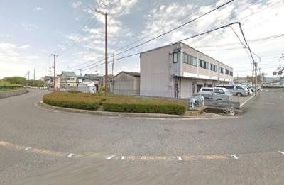 前面空地駐車可 藤井寺市西大井 事務所付き倉庫