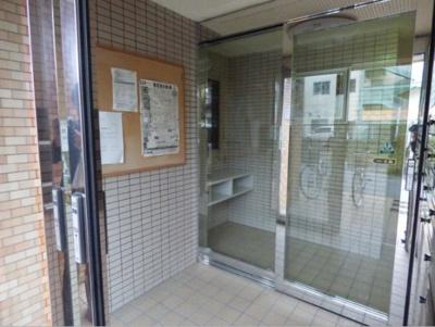 【エントランス】ダイタ百石町マンション