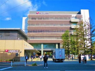 大阪商業大学です