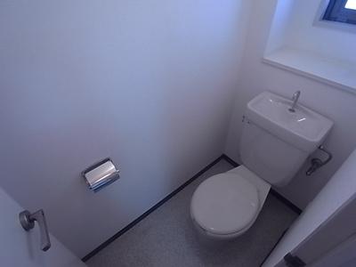 【トイレ】リッジヴィラ魚崎